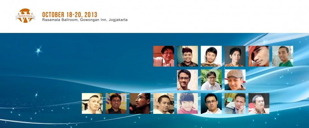 WordCamp Indonesia 2013